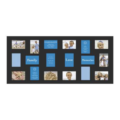 cadre photo montage pas cher vente cadres photos collage. Black Bedroom Furniture Sets. Home Design Ideas