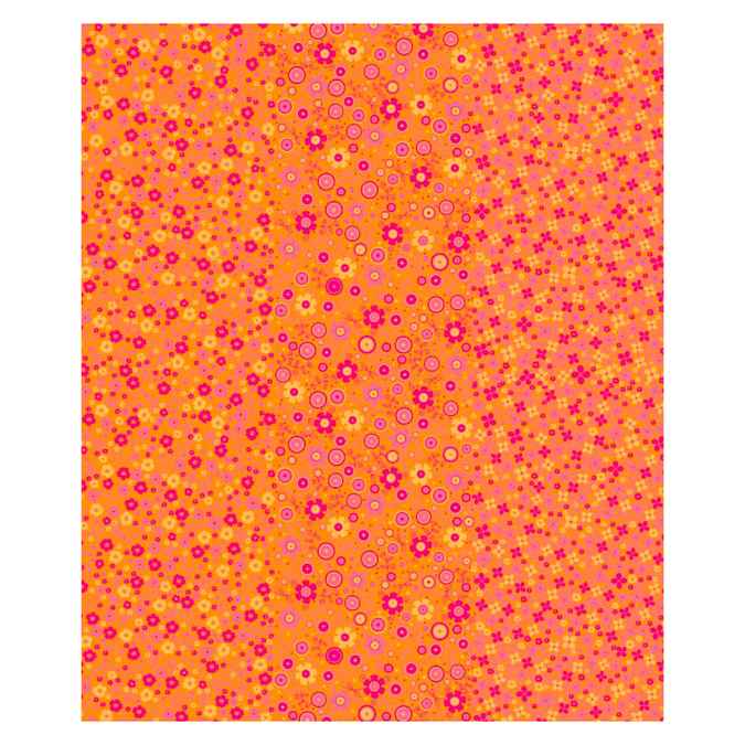Papier Décopatch 30 x 40cm 594 étoiles & bulles