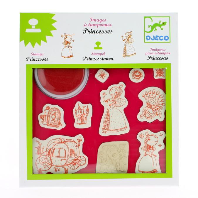 Tampons set princesses