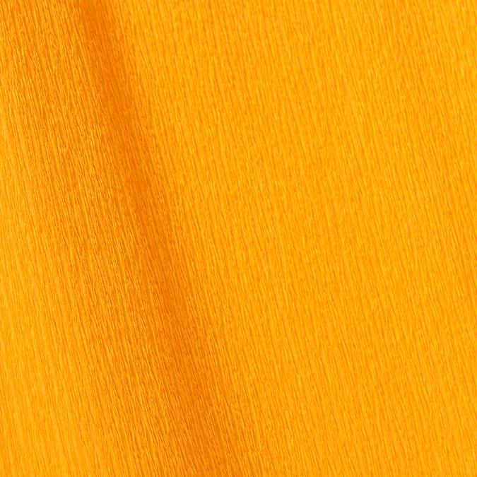 Papier crépon en rouleau 60% 2.50 x 0.50m orange capucine