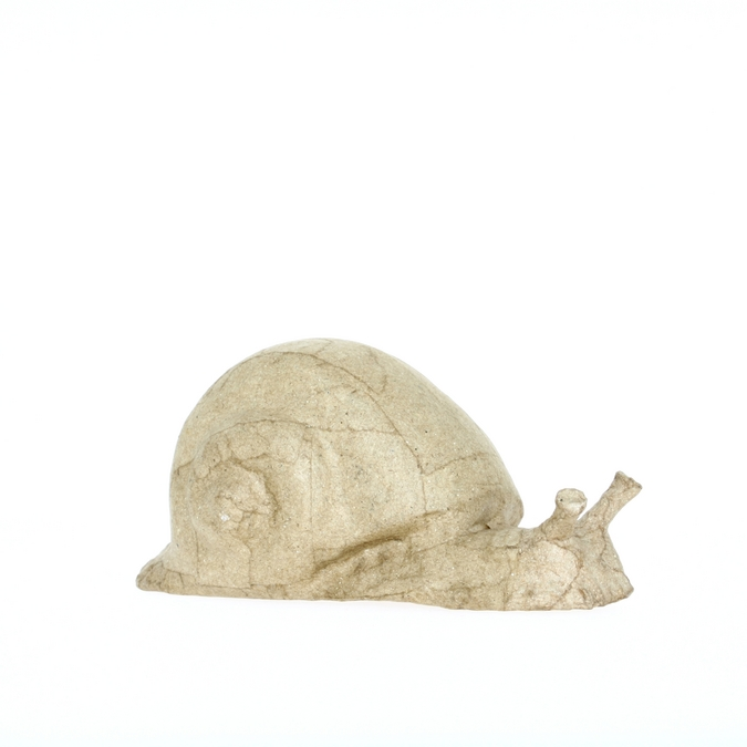 Animal en papier mâché Escargot