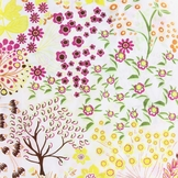 Papier Décopatch 30 x 40cm 523 Nature Printemps
