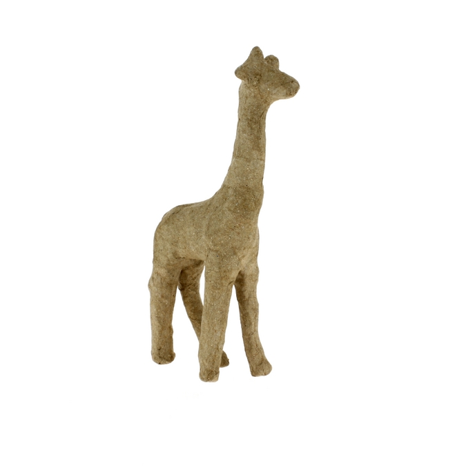 Animal en papier mâché Girafe