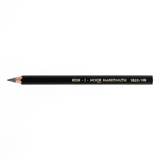 Crayon graphite ø10mm Black Sun HB