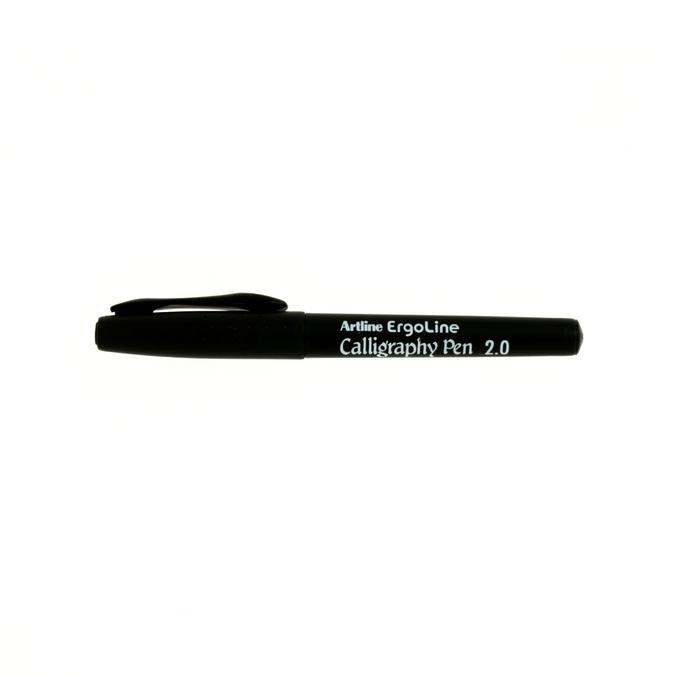 Feutre Calligraphy Pen pointe biseau 2 mm