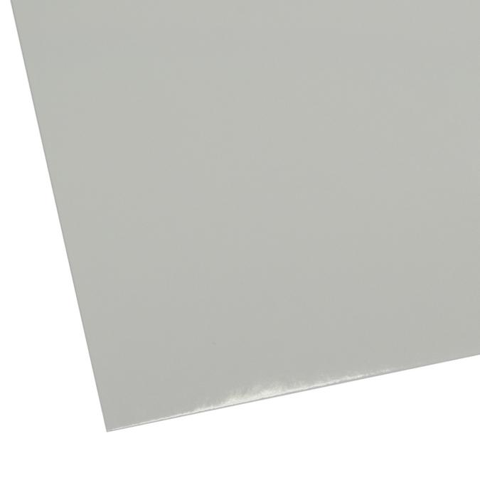 Feuille de papier Chromolux 50 x 65 cm 250 g/m² Blanc