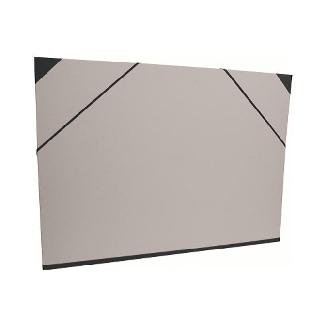 Carton à dessin brut à élastiques 26 x 33 cm