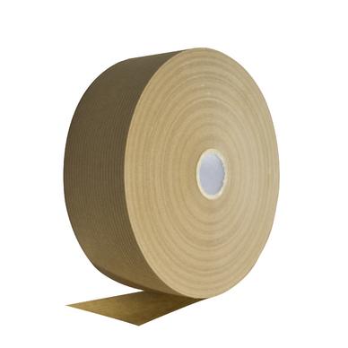 rouleau de kraft gomm brun 48mm x 200m rubafilm chez rougier pl. Black Bedroom Furniture Sets. Home Design Ideas
