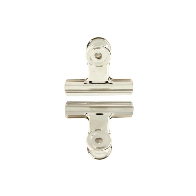 Pinces à dessin Bulldog 60 mm écartement 35 mm par 2