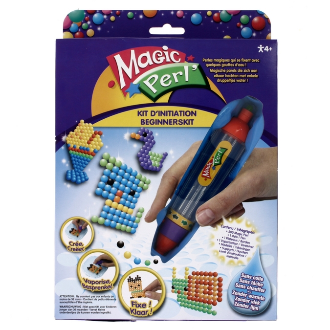 Perle Crayola kit d'initiation Magic Perl
