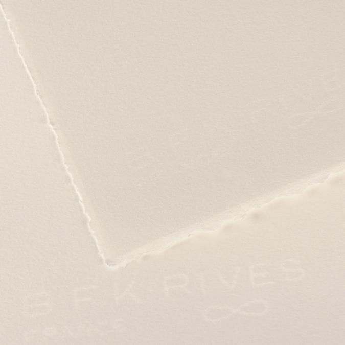 Arches BFK Rives Grain Fin 280g/m² blanc cassé 56 x 76 cm