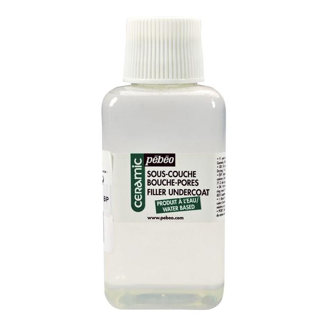 Sous couche bouche pores 250 ml pour peinture Céramic de Pébéo
