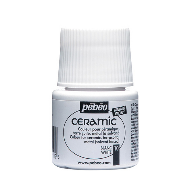 Peinture Céramic 45 ml 23 - Orange