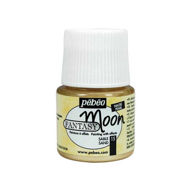 Fantasy Moon peinture à effets 45 ml 15 - Sable