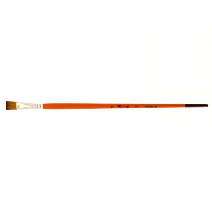 Pinceau Raphaël synthétique plat série 879 28