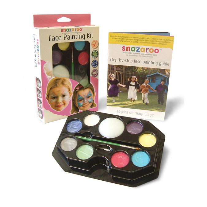 Kit de maquillage thème fille