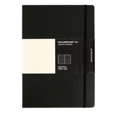 Carnet de notes Moleskine Folio Album A4 ligné noir