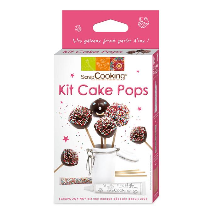 Kit Cake Pops