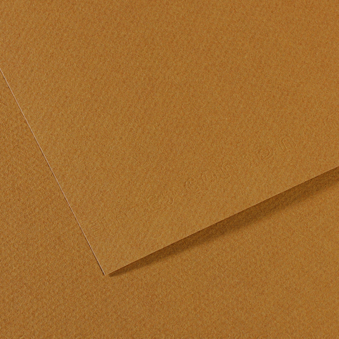 Papier Mi-Teintes 160 g/m² - 50 x 65cm 453 - Orange