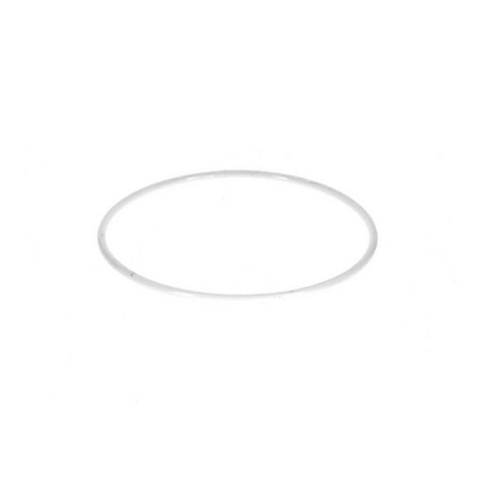 Carcasse d'abat-jour cercle nu Ø 50 cm