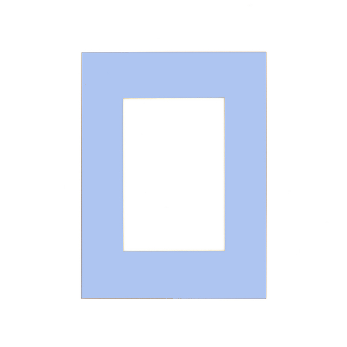 Passe-partout Bleu clair