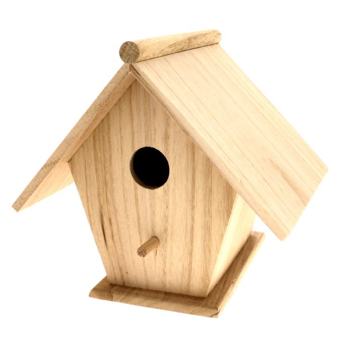Nichoir à oiseau 22 x 22 x 17 cm