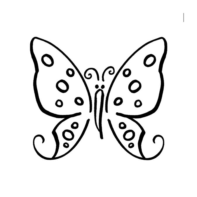 Tampon Artemio Papillon Brushed