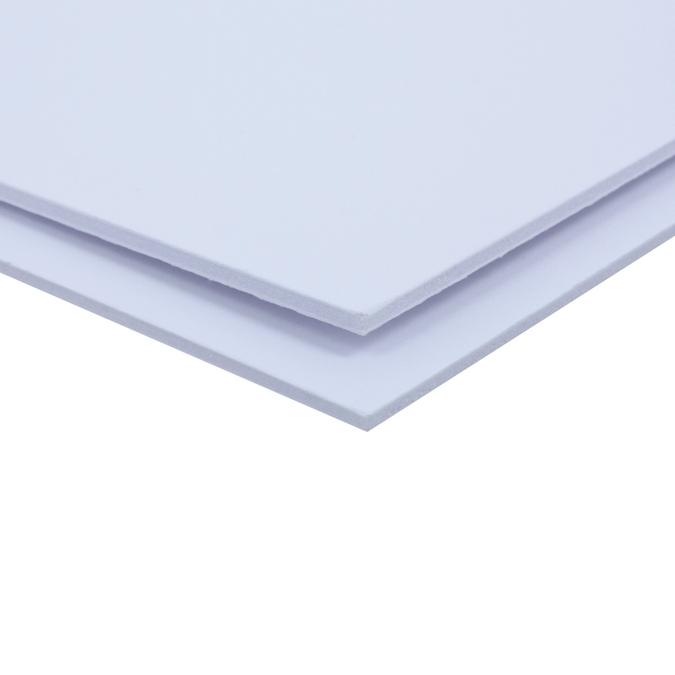 Carton mousse 2 mm 2 faces de papier lavis 50 x 65 cm