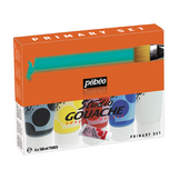 Pack de 5 tubes de gouache STUDIO 100 ml