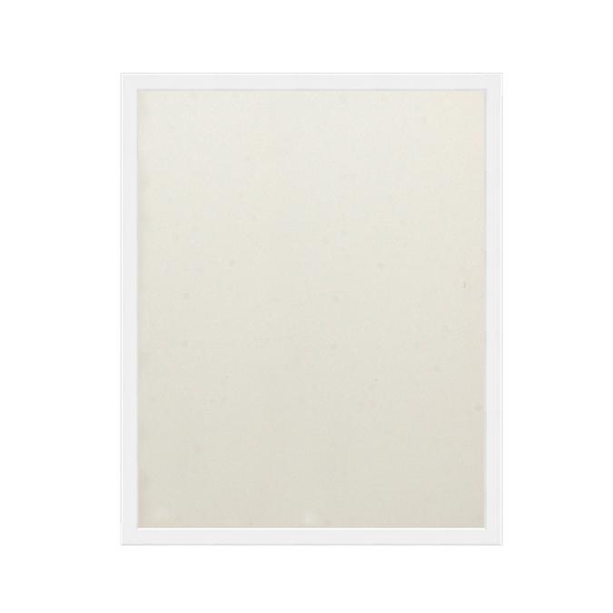 Cadre Gaëlle 30 blanc