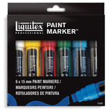 Set de 6 Paint Markers pointe larges