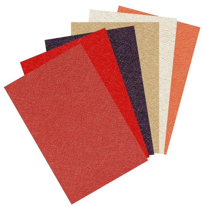 Papier PVC ZAFIRO 54 x 70 cm 200g Rouille