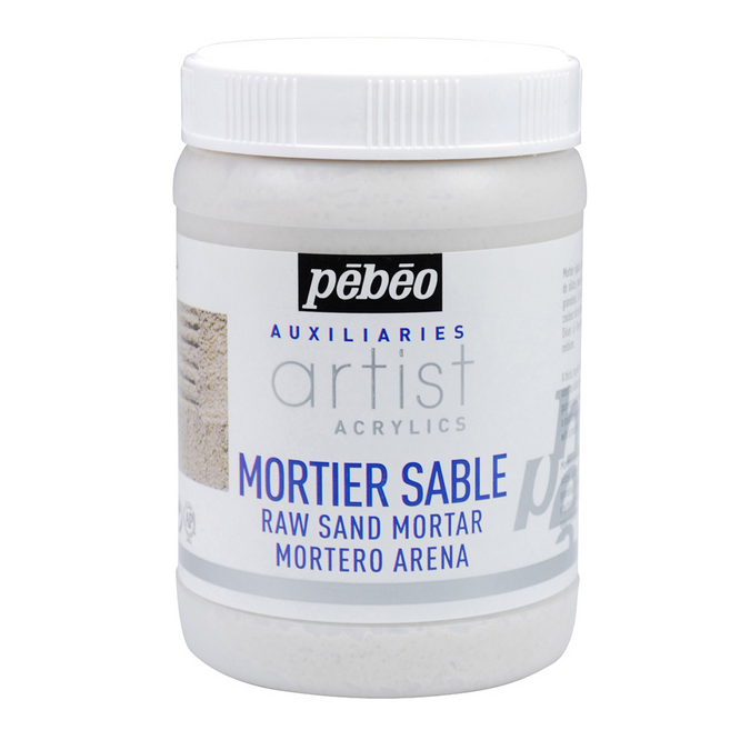 Mortier sablé 250 ml