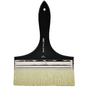 Brosse free.style large plate manche court en poils synthétiques