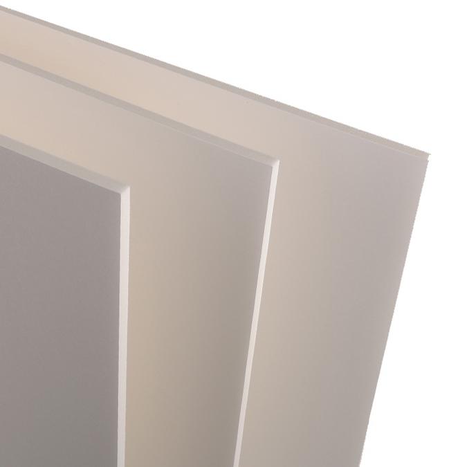 Lot de 5 cartons mousse 50 x 65 cm, épaisseur 10 mm