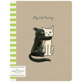 Cahier 17 x 22 cm 64 pages 100g My little Darling