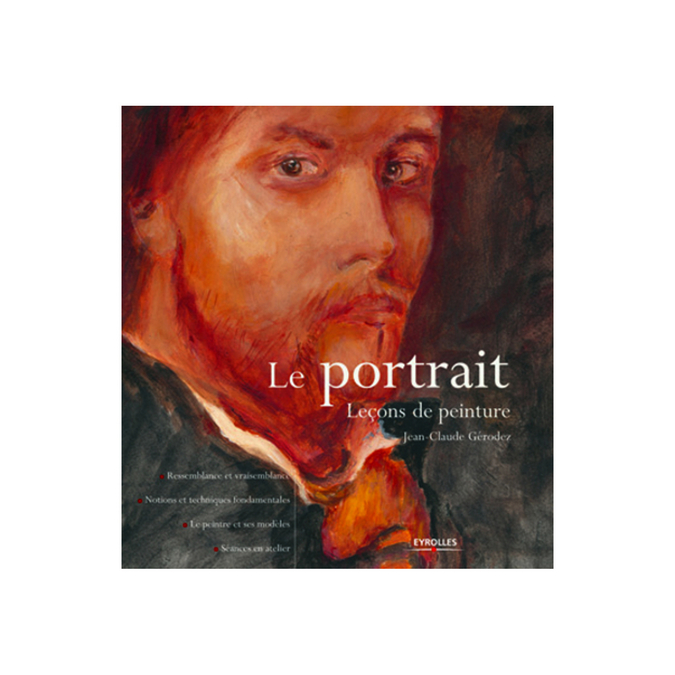 Le portrait - Leçons de peinture
