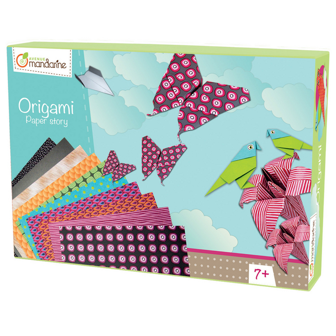 Boîte créative origami - Edition 2013