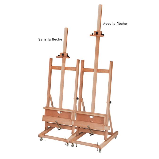 Flèche additionnelle pour le chevalet d'atelier Talens