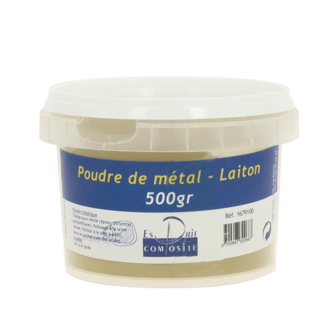 Poudre de métal Charges de laiton 500 g