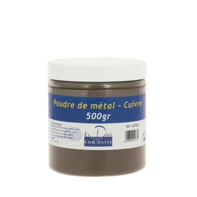 Poudre de métal Charges de cuivre 500 g