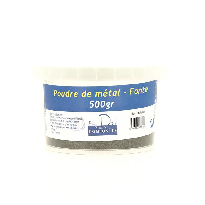 Poudre de métal Charges de fonte 500 g