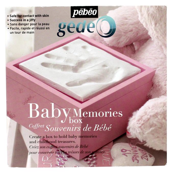 Kit Baby Memory fille