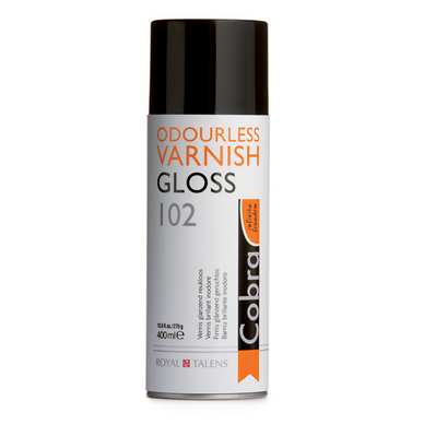 Vernis brillant 400 ml