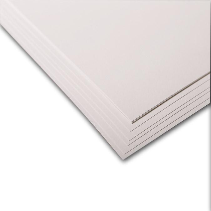 Lot de 10 feuilles de papier dessin à grain 50 x 65 cm