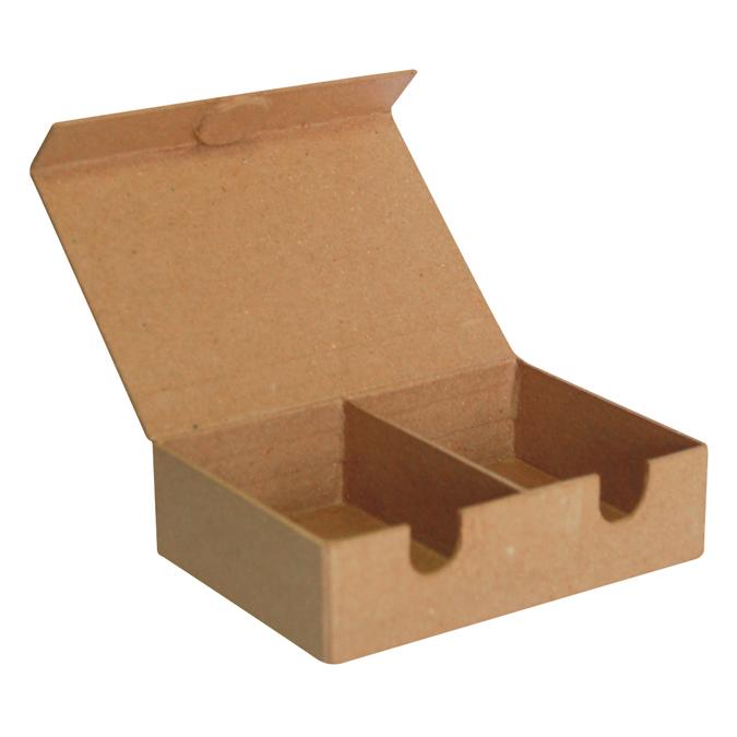 Boîte à cartes 14 x 10,5 x 4 cm