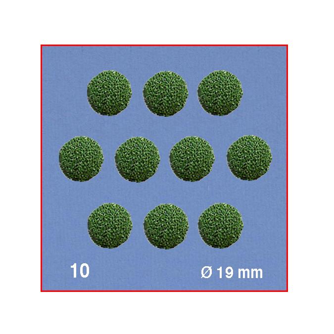 Boule pour arbre ronde 19 mm