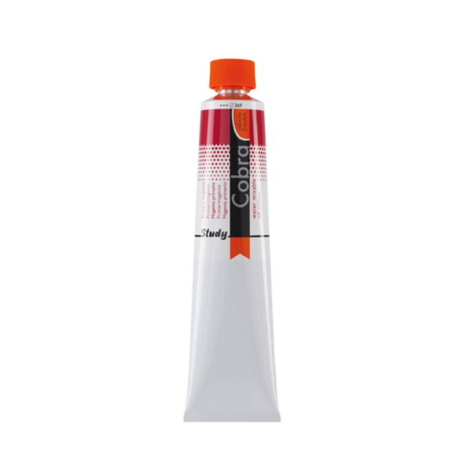 Peinture à l'huile diluable à l'eau Cobra 200 ml 504 Ultramarine *** ST