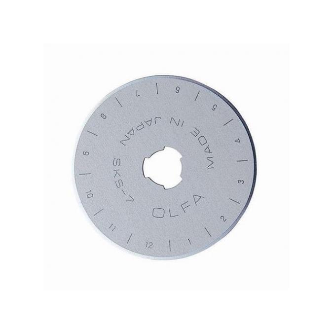 Lame de cutter rotative 45mm