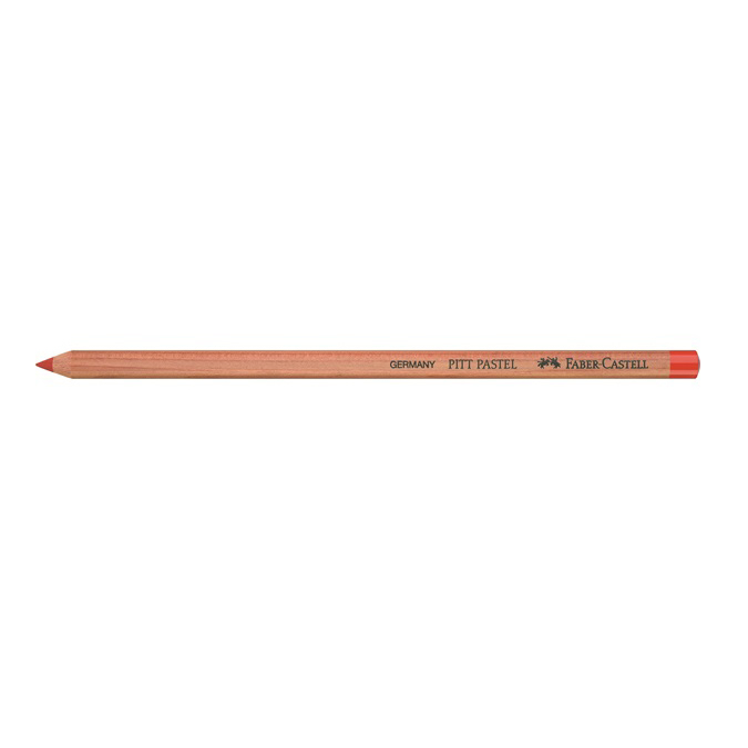 Crayon pastel sec Pitt 113 - Orange transparent